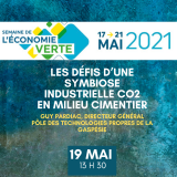 Le Pôle participera à la Semaine de l'économie verte